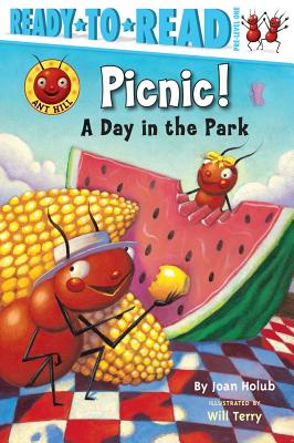 Picnic!: A Day in the Park (Ant Hill) Cover Image