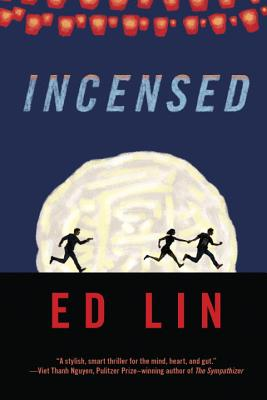 Incensed (A Taipei Night Market Novel #2) Cover Image