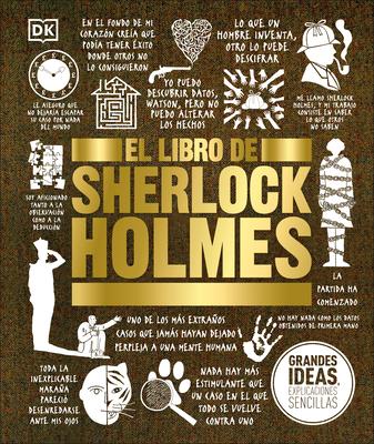 El libro de Sherlock Holmes (Big Ideas) cover