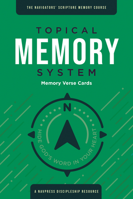 Topical Memory System, Memory Verse Cards: Hide God's Word in Your Heart Cover Image