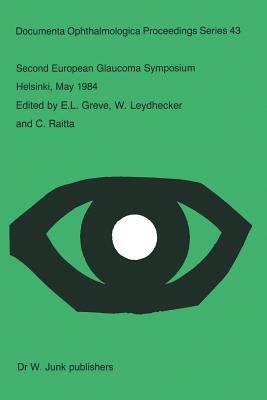 Second European Glaucoma Symposium, Helsinki, May 1984 (Documenta Ophthalmologica Proceedings #43) Cover Image