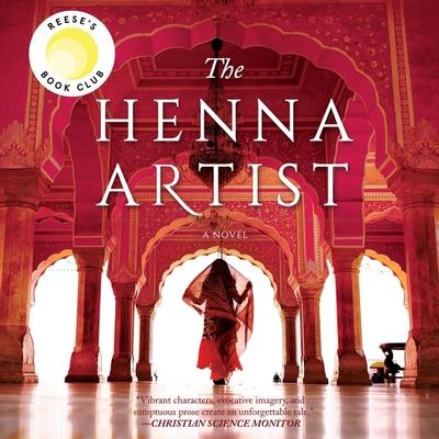 The Henna Artist Lib/E Cover Image
