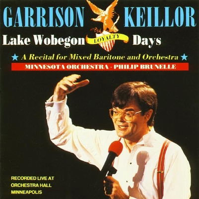 Lake Wobegon Loyalty Days Cover Image