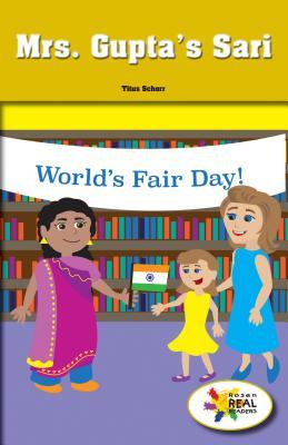 Mrs. Gupta's Sari (Rosen Real Readers: Social Studies Nonfiction / Fiction: Fam) Cover Image