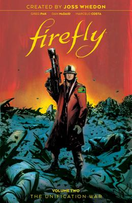 Firefly: The Unification War Vol 2  Cover Image