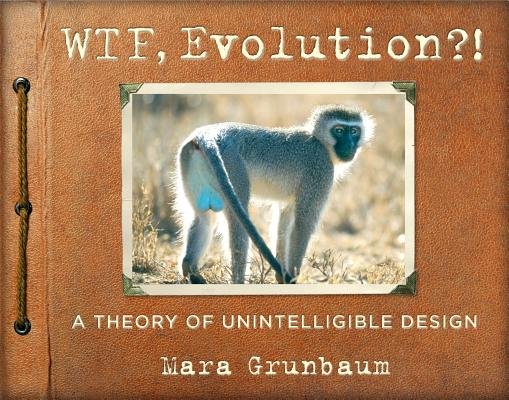 WTF, Evolution?! Cover