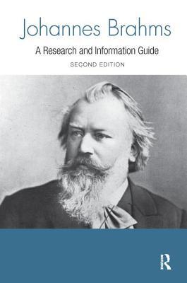 Johannes Brahms Cover Image