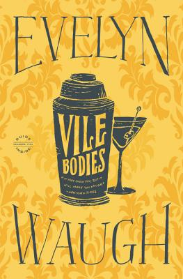 Vile Bodies Cover Image