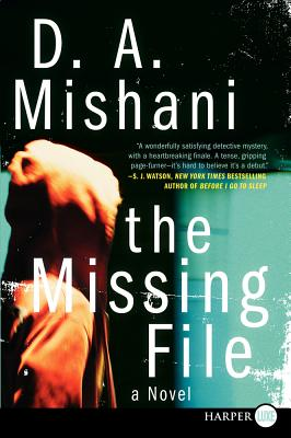 The Missing File (Avraham Avraham #1) Cover Image