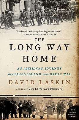 The Long Way Home: An American Journey from Ellis Island to the Great War Cover Image