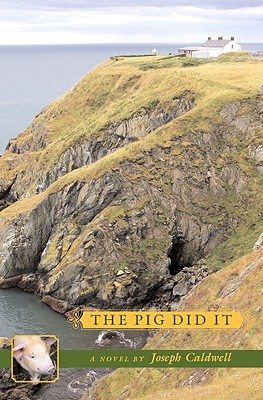 THE PIG DID IT Cover Image