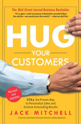 Hug Your Customers Cover