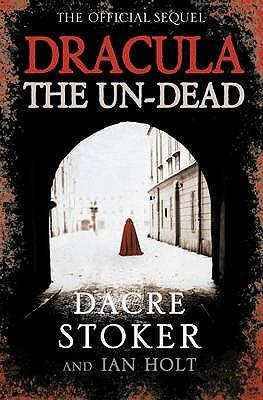 Dracula, the Un-Dead Cover