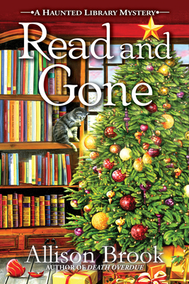 Read and Gone (A Haunted Library Mystery #2) Cover Image
