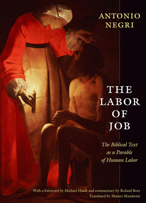 The Labor of Job Cover
