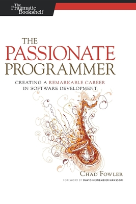 Cover for The Passionate Programmer