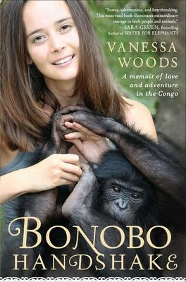 Bonobo Handshake Cover