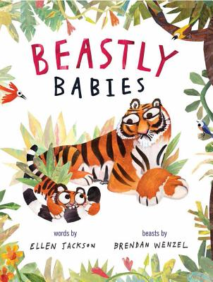 Beastly Babies Cover Image
