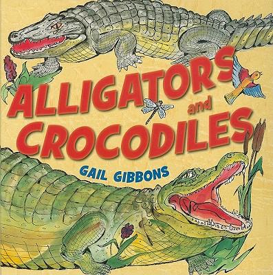 Alligators and Crocodiles Cover