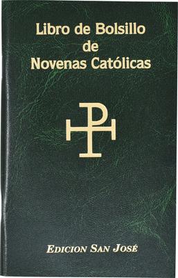 Libro de Bolsillo de Novenas Catolicas Cover Image