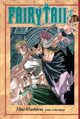 Fairy Tail V15 Cover