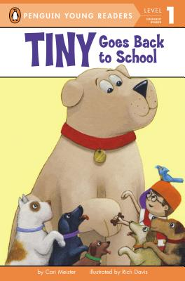 Tiny Goes Back to School Cover Image