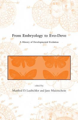 Cover for From Embryology to Evo-Devo
