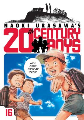 Naoki Urasawa's 20th Century Boys, Volume 16 Cover
