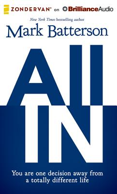 All in: You Are One Decision Away from a Totally Different Life Cover Image