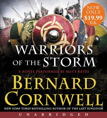 Warriors of the Storm Low Price CD: A Novel Cover Image