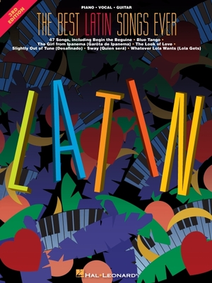 The Best Latin Songs Ever Cover Image