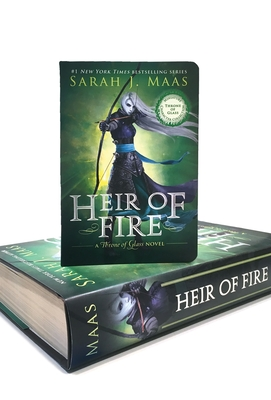 Heir of Fire (Miniature Character Collection) (Throne of Glass #3) Cover Image