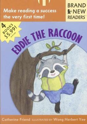 Eddie the Raccoon Cover