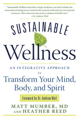 Sustainable Wellness Cover