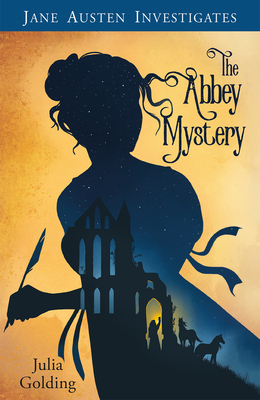 The Jane Austen Investigates: The Abbey Mystery Cover Image