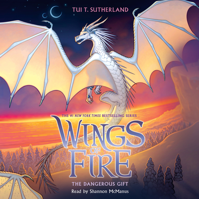 The Dangerous Gift (Wings of Fire, Book 14 ) (Unabridged edition) Cover Image