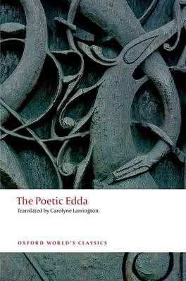The Poetic Edda (Oxford World's Classics) Cover Image