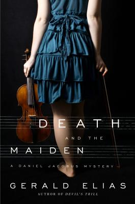 Death and the Maiden: A Daniel Jacobus Mystery Cover Image