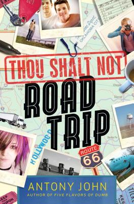 Thou Shalt Not Road Trip Cover Image