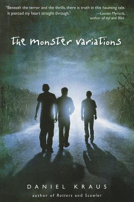 The Monster Variations Cover