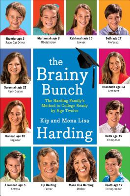 The Brainy Bunch Cover