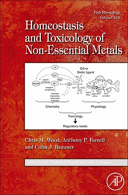 Fish Physiology: Homeostasis and Toxicology of Non-Essential Metals, 31 Cover Image