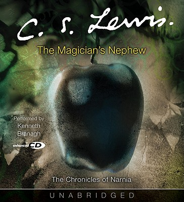 The Magician's Nephew Adult CD: The Magician's Nephew Adult CD Cover Image
