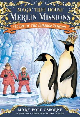 Eve of the Emperor Penguin [With Sticker(s)] Cover
