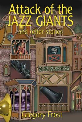 Attack of the Jazz Giants Cover