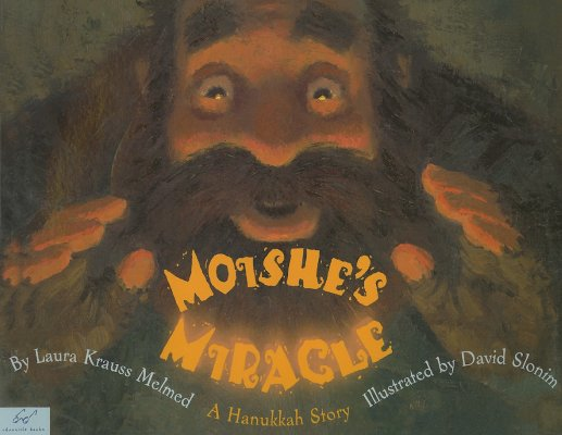 Moishe's Miracle: A Hanukkah Story Cover Image