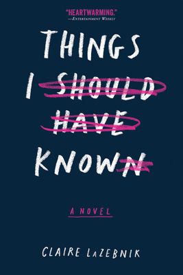 Cover for Things I Should Have Known