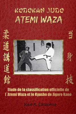 Kodokan Judo Atemi Waza (Français). Cover Image