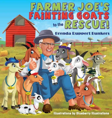 Farmer Joe's Fainting Goats to the Rescue! Cover Image