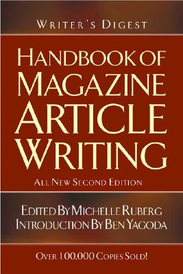 Writer's Digest Handbook of Magazine Article Writing Cover